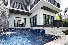 2Br Pool Villa With Stylish Interior Near Nai Harn Beach Phuket
