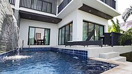 Classical Villa 1 - Brand New Holiday Accommodation in Thailand