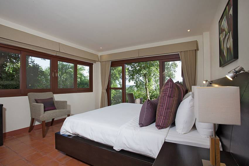 2. Bedroom views Of Cape Summitra Villa (Second)