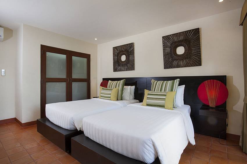 1. bedroom at Cape Summitra Villa in Choeng Mon Koh Samui