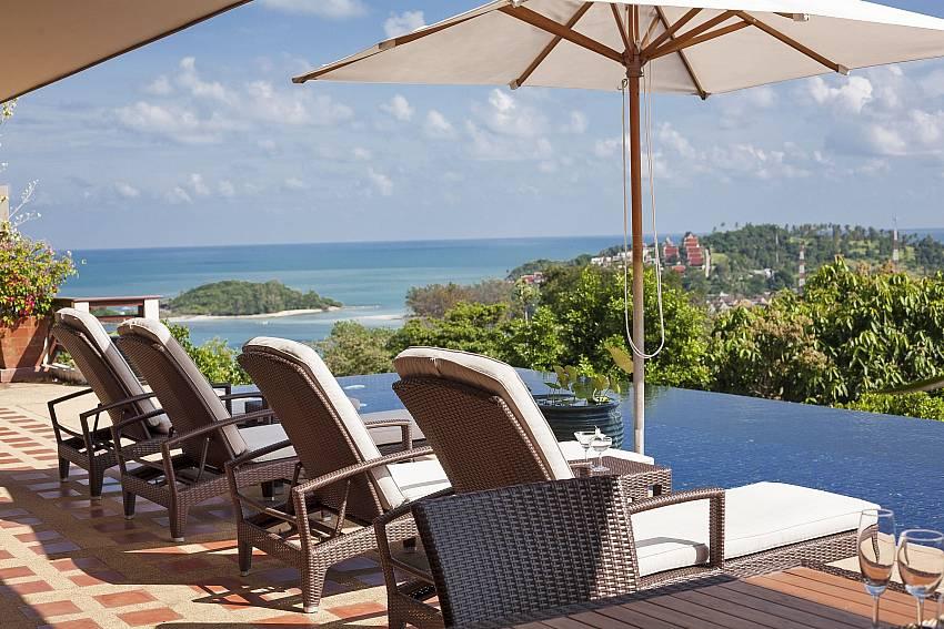 Your dream vacation place at Cape Summitra Villa Choeng Mon Koh Samui
