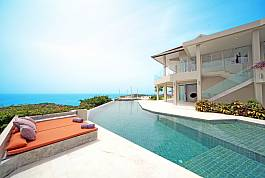 Luxury 6Br Pool Villa at Choeng Mon Beach, Koh Samui