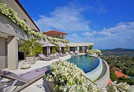 Summitra Panorama Villa - Fantastic Hillside Villa in Samui with Private Pool