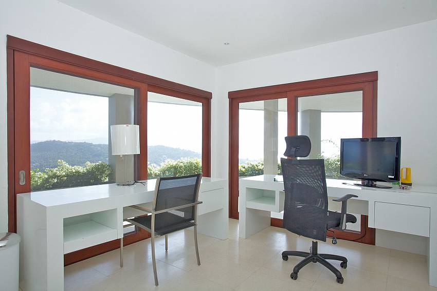Room work Of Summitra Panorama Villa