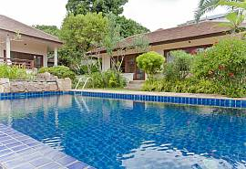 Summitra Pavilion Villa No.10 – Propriété tranquille de 3 chambres à Koh Samui