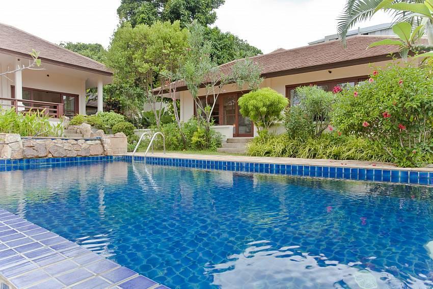 Swimming pool Of Summitra Pavilion Villa No.10