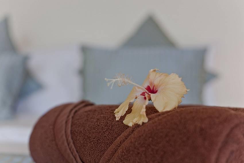 Prepared with love at Summitra Pavilion Villa No. 10 in Choeng Mon Koh Samui