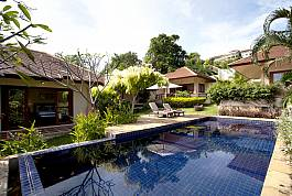 3Br Pool Villa With Tropical Gardens Choeng Mon Koh Samui