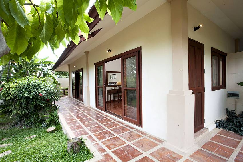Perfect for an unforgettable family holiday at Summitra Pavilion Villa No. 3 Samui