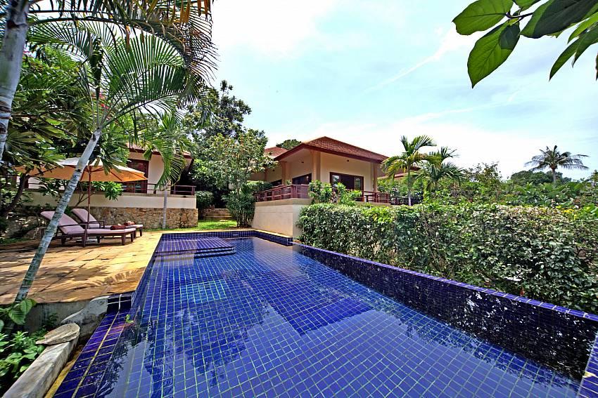 Swimming pool Of Summitra Pavilion Villa No.7