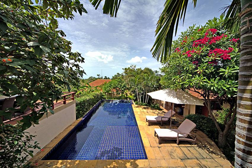 Perfect holiday heaven at Summitra Pavilion Villa No. 7 Choeng Mon Samui