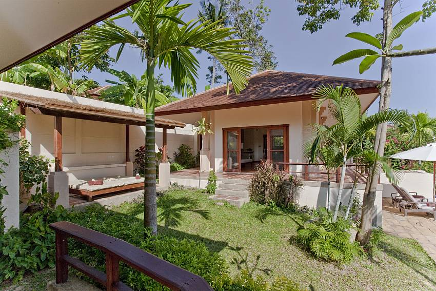 Your 3 bedroom paradis Summitra Pavilion Villa No. 5 in Koh Samui