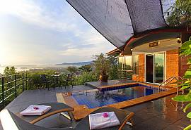 Krabi Sunset Hill Villa | 2 Schlafzimmer Pool Villa in Ao Nang Krabi