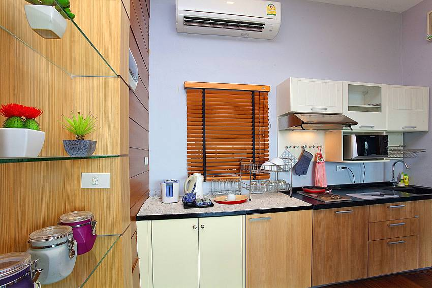 Kitchen room Of Krabi Sunset Hill Villa