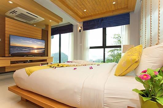 Rent Krabi Villa: Krabi Sunset Hill Villa, 2 Bedrooms. 22623 baht per night