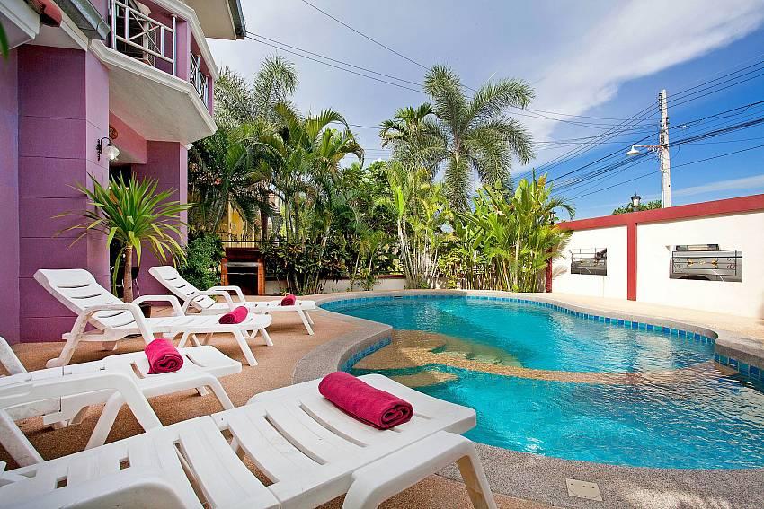 Sun lounging area-Baan Duan_Jomtien Beach_Pattaya_Thailand