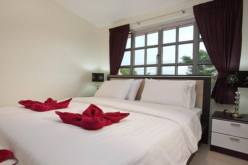Bedroom 2-Baan Duan_Jomtien Beach_Pattaya_Thailand
