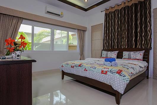 Rent Pattaya Villa: Thammachat Vints No.130, 3 Bedrooms. 6815 baht per night