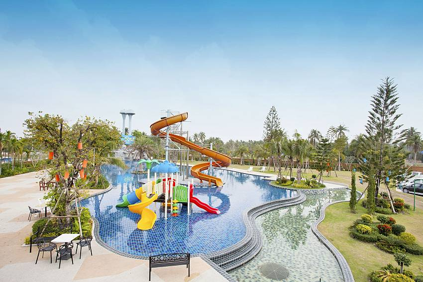 Waterpark Of Thammachat P2 Tani