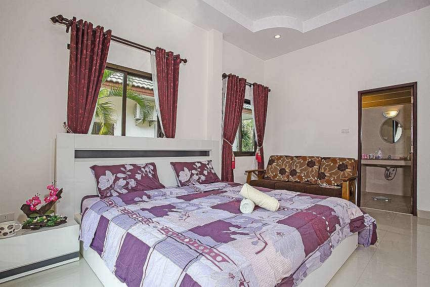 Bedroom with sofa Of Thammachat P1 Alese (Second)