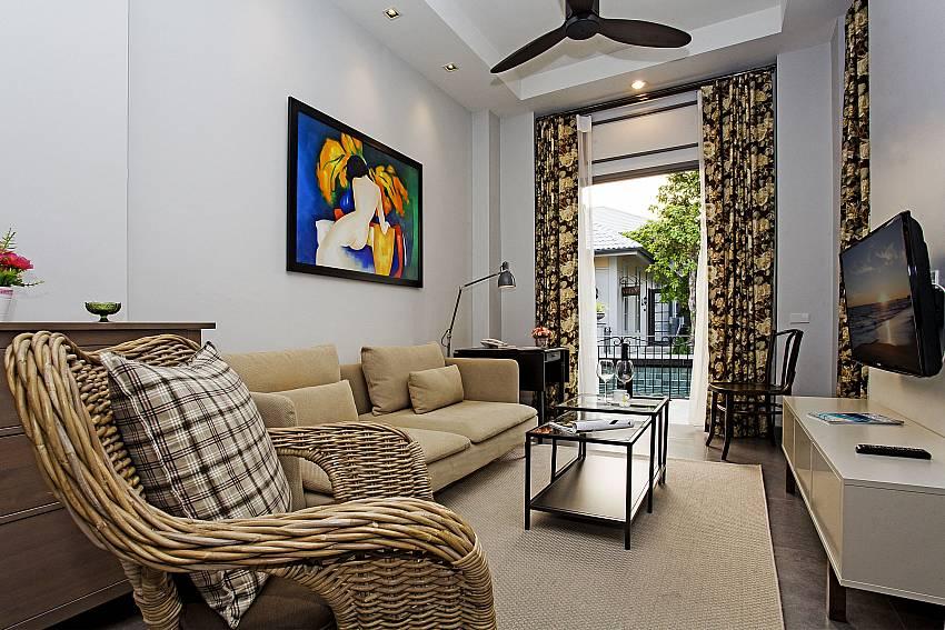 Living room see view Of Sala Retreat Villa
