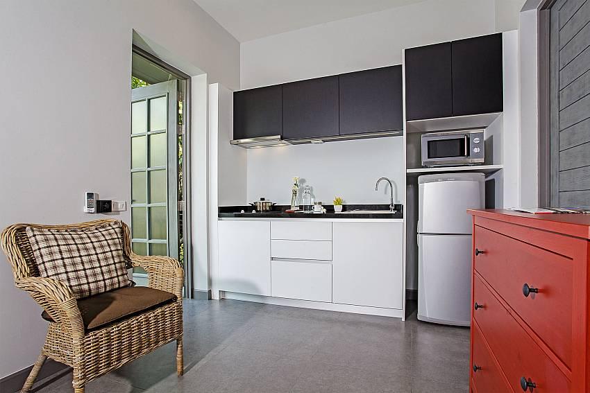 Kitchen room Of Sala Retreat Villa