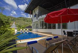 Big Buddha Hill Villa | 8 Bed Designer Holiday Pool Home in Phuket
