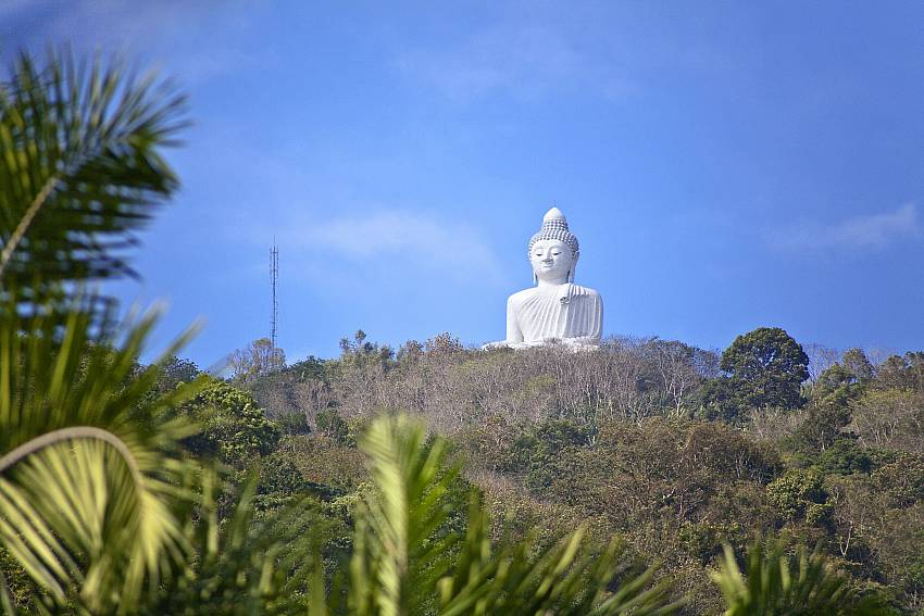 Accommodation near attractions Of Big Buddha Hill Villa
