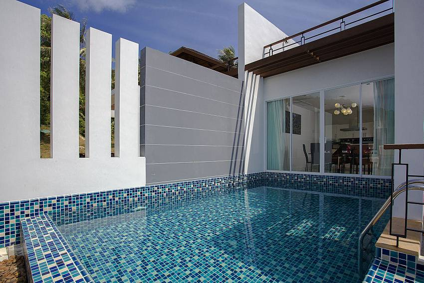 Swimming pool Of Kata Horizon Villa B1