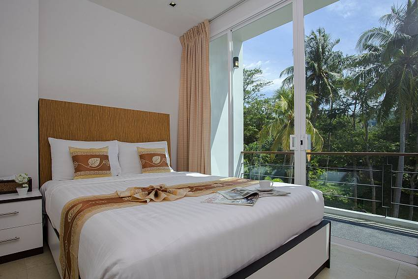 Bedroom see view Of Kata Horizon Villa B1 (Four)