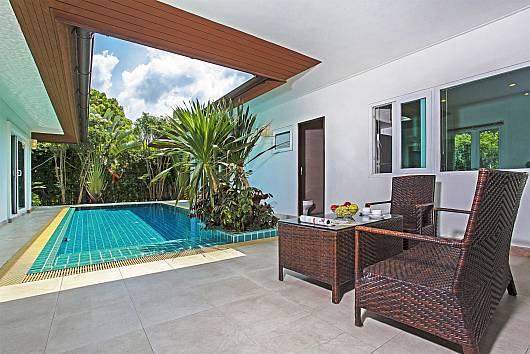 Аренда виллы в Паттайе: Rossawan Pool Villa - 3 Bed, 3 Спальни. 7875 бат в день