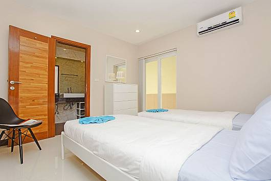 Rent Pattaya Villa: Bangsaray Beach House - 2 Bed, 2 Bedrooms.  baht per night