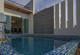 Kata Horizon Villa B2 | 4 Bedroom Pool Villa With Sea Views in Phuket
