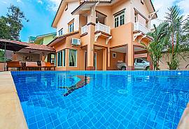 Jomtien Summertime Villa B | 3 Bed Pool House in Jomtien Pattaya