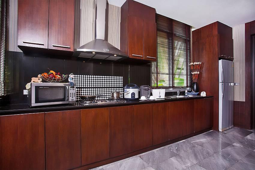 Kitchen Of Jomtien Waree 2