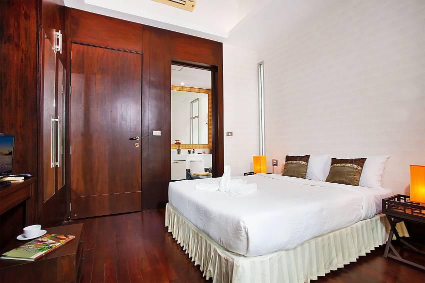 Bedroom with wardrobe Of Jomtien Waree 2 (Second)