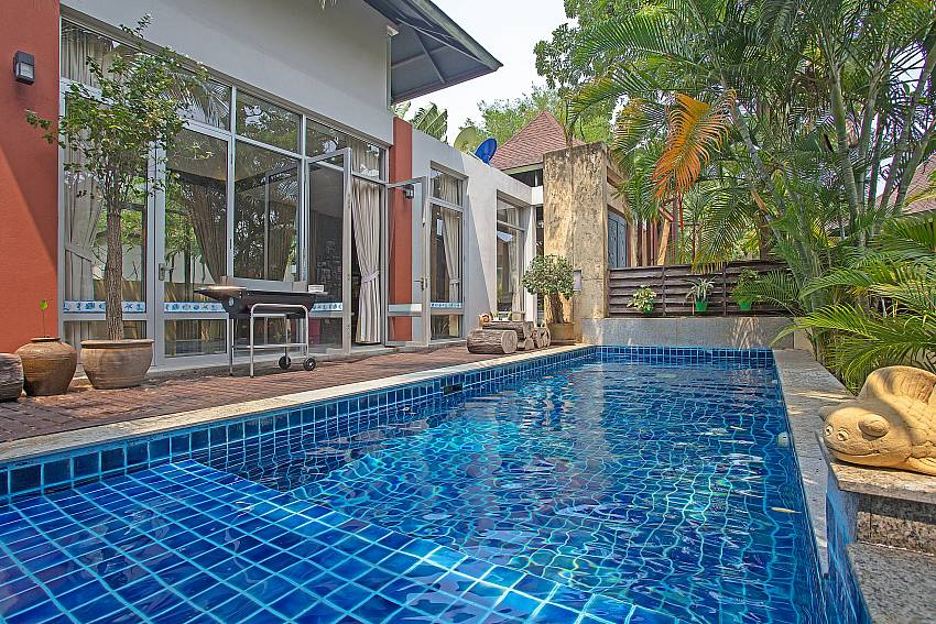 Swimming pool Of Jomtien Waree 2