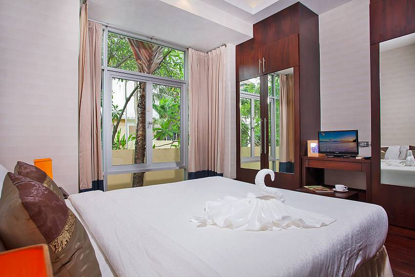 Jomtien Waree 2 king size bedroom