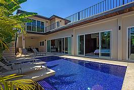 5Br Pool Villa With Sun Deck Near Rawai Beach Phuket