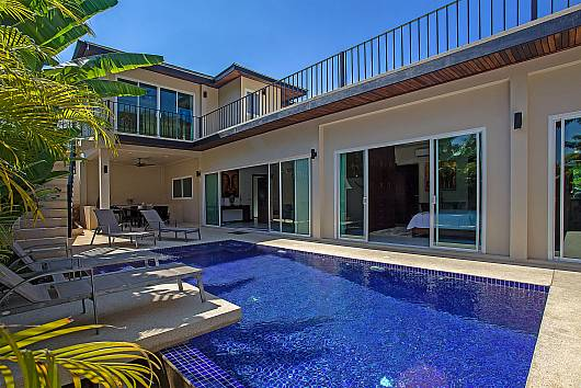 Rent Phuket Villas: Rawayana Pool Villa 5 beds, 5 Bedrooms. 38460 baht per night