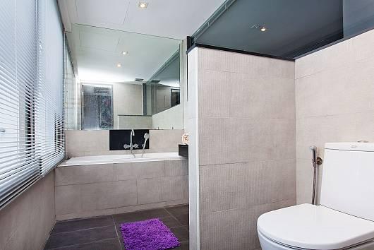 Аренда виллы на Пхукете: Seductive Sunset Villa Patong A7 - 3 Bedrooms, 3 Спальни. 23342 бат в день
