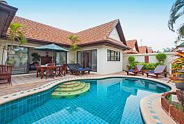 2Br Pool Villa 500m from Jomtien Beach South Pattaya