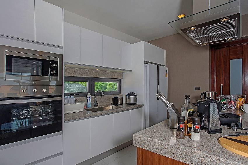 Kitchen room Of Equilibrium Rawai Villa