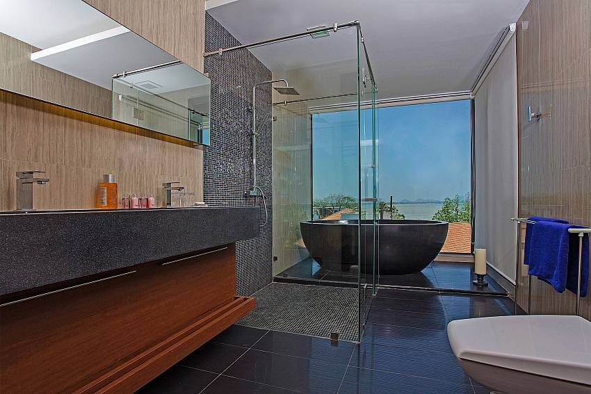 Bathroom Of Equilibrium Rawai Villa