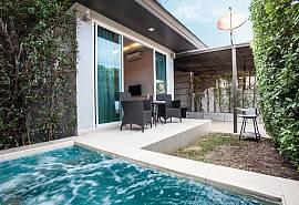 Jomtien LAmore Villa | 2 Betten mit privatem Jacuzzi in Jomtien Pattaya
