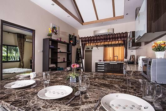 Rent Pattaya Villa: Thammachat P2 Laima - Bangsaray, 3 Bedrooms. 8085 baht per night