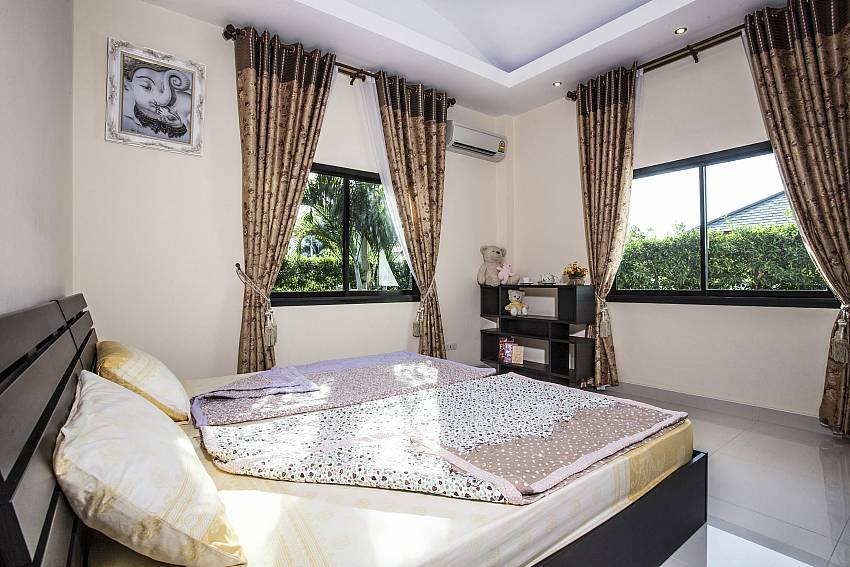 Bedroom views and shelves Of Thammachat P2 Laima Pool (Third)