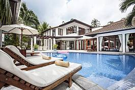 Luxury 4Br Pool Villa With Patio Near Surin Beach Phuket