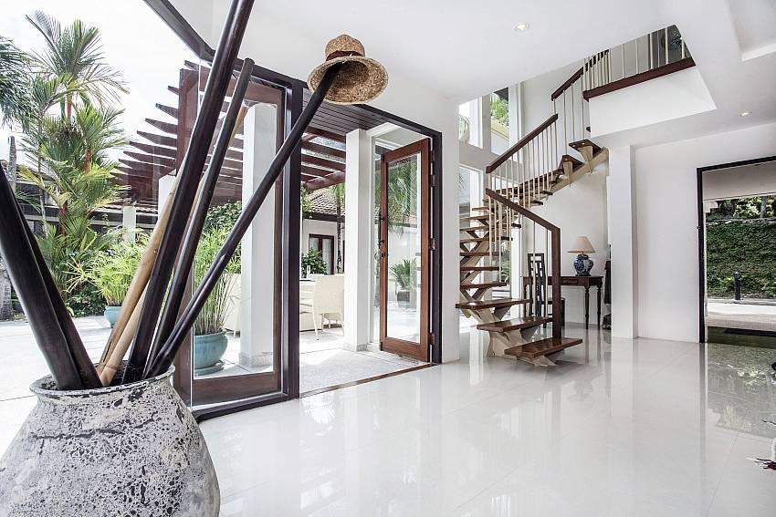 Area home floor Of Villa Kanya