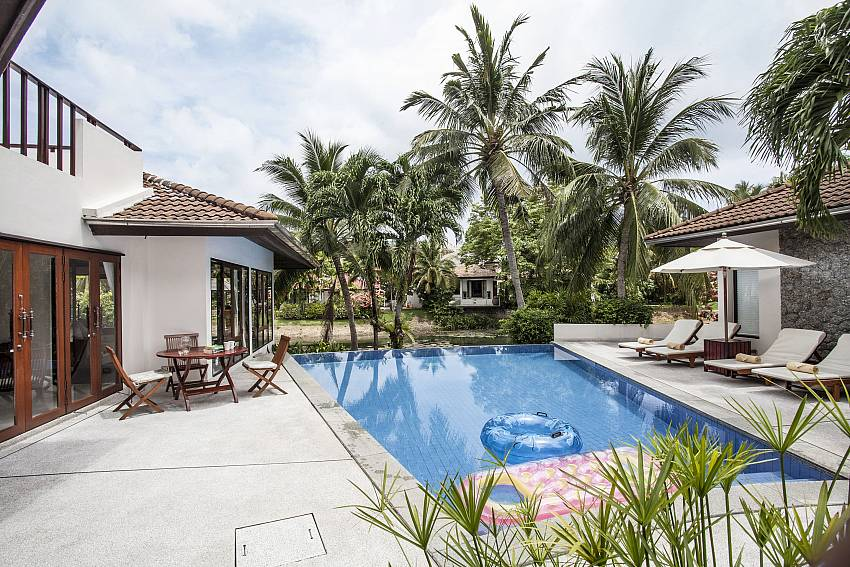 Swimming pool Of Villa Kanya